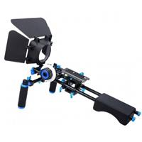 Compare Prices Of  YELANGU D203 Shoulder Rig Video Shooting Kit for 5D Mark II / III