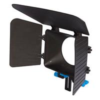 Image of YELANGU M1 DSLR Camera Matte Box for Follow Focus, Black