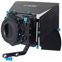 "Image of YELANGU M2 Matte Box with Two 4x4"" Filter Trays"