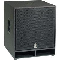 """Image of Yamaha CW118V 18"""" 600 Watts Passive P.A. Subwoofer, 30Hz-2kHz Frequency Response, 8 Ohms Impedance"""
