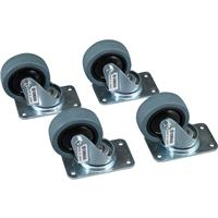 Compare Prices Of  Yamaha SPW-1 Wheel Kit for DXS18 Subwoofer, 4 Pack