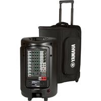 Image of Yamaha Soft Rolling Carry Case for StagePass600i, 2 Required