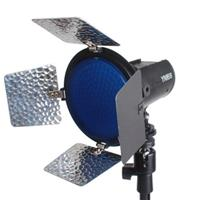 Image of Yongnuo YN-168 5500K Dimmable LED Video Light with Four Color Temperature Plates for Camera or Camcorder, 1500 Lumens