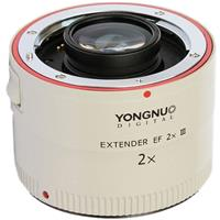 Compare Prices Of  Yongnuo Extender EF 2X III (Teleconverter) for Canon EOS