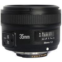 Image of Yongnuo 35mm f/2 MC Lens for Nikon Cameras