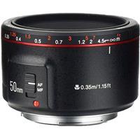 Image of Yongnuo YN 50mm f/1.8 II Lens for Canon EF