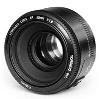 Image of Yongnuo Yongnuo 50mm f/1.8 MC Lens for Canon EOS Cameras