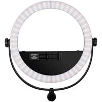 Image of Yongnuo YN508S Bi-Color 2-in-1 LED Video Light, Ring Light or Two Individual LED Lights