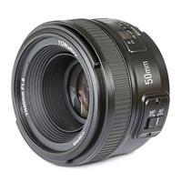 Image of Yongnuo Yongnuo 50mm f/1.8 Auto/Manual Focus Standard Prime Lens for Nikon Cameras