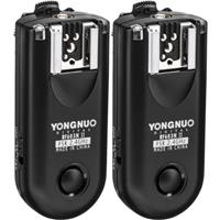 Image of Yongnuo RF-603 II 16-Ch Wireless Flash Trigger Kit for Nikon DC2 Connection