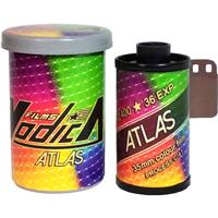 Image of Yodica Atlas 35mm Special Effect Color Negative ISO 400 Film, 36 Exposures