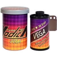 Image of Yodica Vega 35mm Special Effect Color Negative ISO 400 Film, 36 Exposures