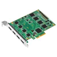 Image of Yuan SC550N4 4-Channel HDMI PCIe x4 Input Capture Card