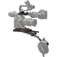 Image of Zacuto C100 Mark II EVF Recoil Rig