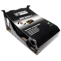 Compare Prices Of  Zebra ZXP Series 1 Monochrome Ribbon, Black