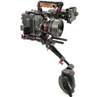 Image of Zacuto Recoil Pro V2 Rig with Z-Finder for Canon C300 Mark III & C500 MII