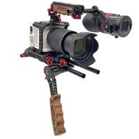 Image of Zacuto ACT Recoil Rig with Kameleon Pro EVF for RED Komodo