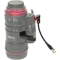 """Image of Zacuto 6"""" Right Angle Cable with Lens Support"""