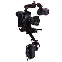 Image of Zacuto Recoil Pro V2 Rig for Canon C300 Mark II Camera