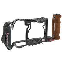 Image of Zacuto Ultra Slim Lightweight Cage for Panasonic GH5 Camera
