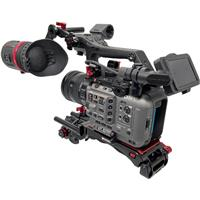 Image of Zacuto Recoil Pro Rig for Sony FX6 Camera