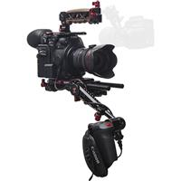Image of Zacuto EVF Recoil Pro V2 Rig for Canon C200 Camera