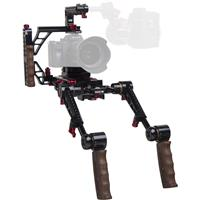 Compare Prices Of  Zacuto Indie Recoil Rig with Dual Trigger Grips for Mirrorless and DSLR Cameras