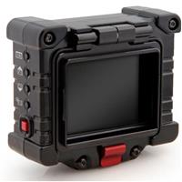 Image of Zacuto Zacuto Z-EVF-1F EVF Flip-Up Electronic View Finder