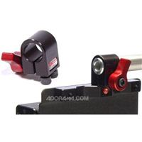 Image of Zacuto Zacuto Zdapter, 15mm Z-Lock, to Insert a Z-Release Articulating Arm or Rod