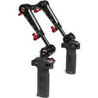 Image of Zacuto Dual Trigger Grips for Nucleus M FIZ Handgrips