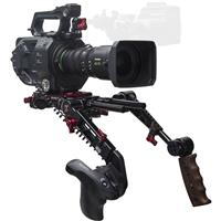 Image of Zacuto Recoil Rig with Dual Trigger Grips for Sony FS7 MkII Camera