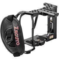 Image of Zacuto Zacuto Basic Cage Polaris Compatible for Sony A7III, A7RIII, A9