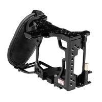 Image of Zacuto Z-SACB Basic Cage for Sony a7 III/a7R III/a9 Cameras
