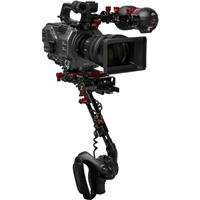 Image of Zacuto Gratical Eye Bundle for Sony FX9, Includes VCT Pro Baseplate, Trigger Grip, Axis Mini