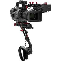Image of Zacuto Zacuto Sony FX9 Recoil Pro, Includes VCT Pro Baseplate, FX9 Trigger Grips, Axis Mini