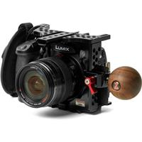 Image of Zacuto Zarn Wooden Ball-Shaped Handgrip, Compatible with GH5M2