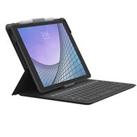 """Image of Zagg IFROGZ Messenger Folio 2 Tablet Keyboard & Case for iPad 10.2"""" and 10.5"""""""