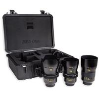 Compare Prices Of  Zeiss Otus 85/1.4, 55/1.4 & 28/1.4 ZE EOS Mount Lenses with Case & Gears