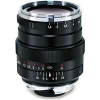 Compare Prices Of  Zeiss 35mm f/1.4 Distagon T* ZM Lens for M-Mount, Black