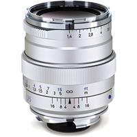 Image of Zeiss 35mm f/1.4 Distagon T* ZM Lens for M-Mount, Silver
