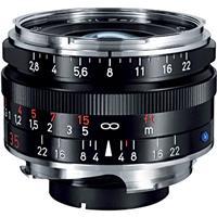 Image of Zeiss 2.8/35mm C Biogon T* ZM Series Lens for Zeiss Ikon & Leica M Mount Rangefinder Cameras, Black