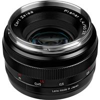 Image of Zeiss Zeiss 50mm f/1.4 Planar T* ZE Series Lens for Canon EOS Cameras