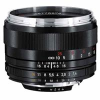 Image of Zeiss Zeiss 50mm f/1.4 Planar T* ZF.2 Series Manual Focus Lens for the Nikon F (AI-S) Bayonet SLR System.