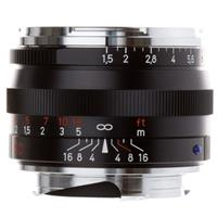 Image of Zeiss 50mm f/1.5 C Sonnar T* ZM Lens for Zeiss Ikon & Leica M Mount Rangefinder Cameras, Black