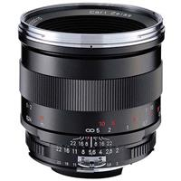 Image of Zeiss Zeiss Ikon 50mm f/2.0 Makro Planar ZF Manual Focus Macro Lens for the Nikon F (AI-S) Bayonet SLR System.