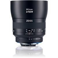 Image of Zeiss Milvus 50mm f/2.0 ZF.2 Macro Lens for Nikon F