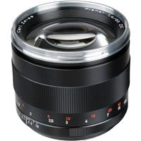 Compare Prices Of  Zeiss 85mm f/1.4 Planar T* ZE Manual Focus Lens for Canon EF