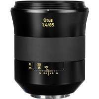 Image of Zeiss Otus 85mm f/1.4 Apo Planar ZE Manual Focusing Lens for Canon EOS, Open Box