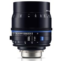 Image of Zeiss 100mm T2.1 CP.3 Compact Prime Cine Lens (Metric) CF Canon EF EOS Mount