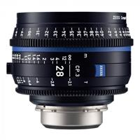 Image of Zeiss 28mm T2.1 CP.3 Compact Prime Cine Lens (Metric) with PL Bayonet Mount